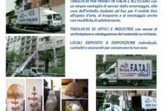 FATA Traslochi Depositi Torino