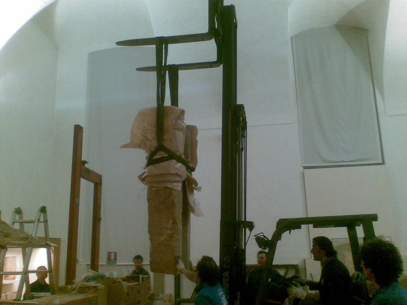 Egizio 2010 eppur si muove
