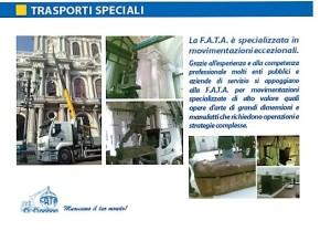FATA Trasporti Eccezionali Torino
